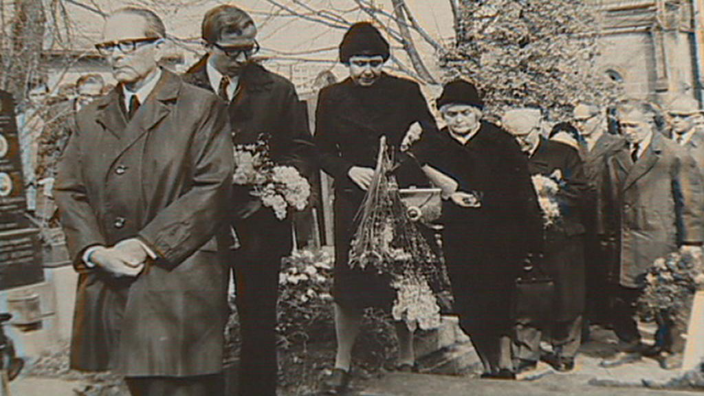 Pohřeb Jana Patočky