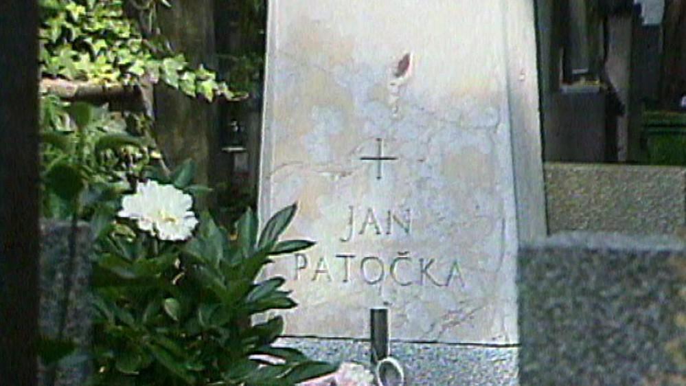 Hrob Jana Patočky