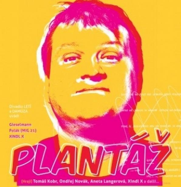 Plakát k muzikálu Plantáž