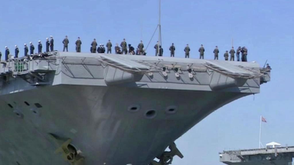 Letadlová loď Enterprise