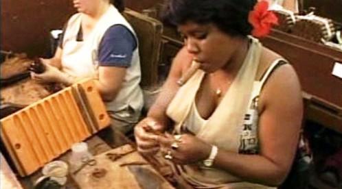Výroba doutníků