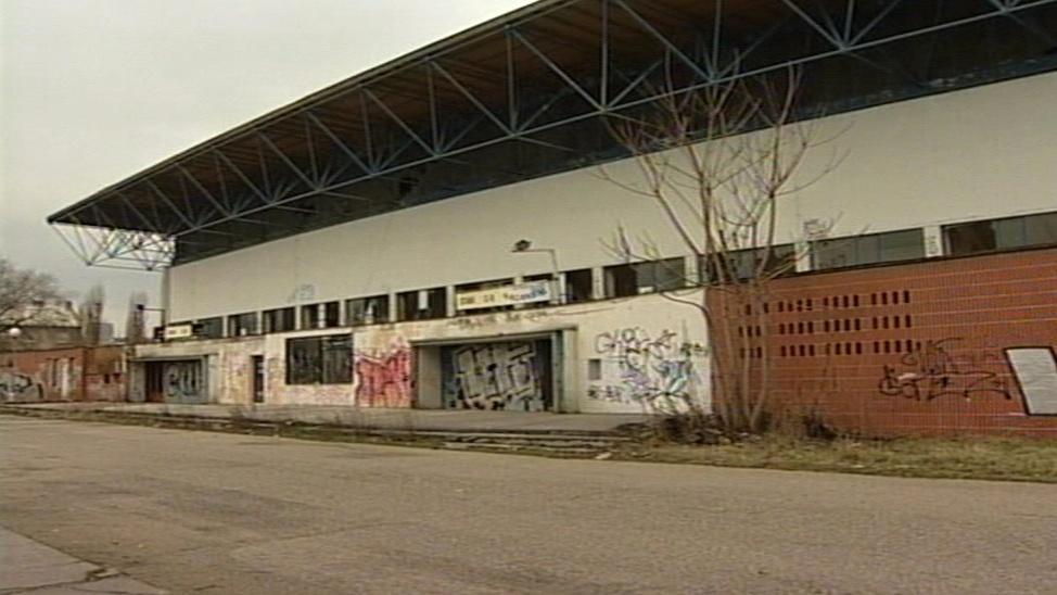 Zimní stadion za Lužánkami