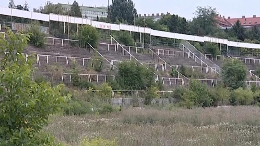 Ochozy fotbalového stadionu