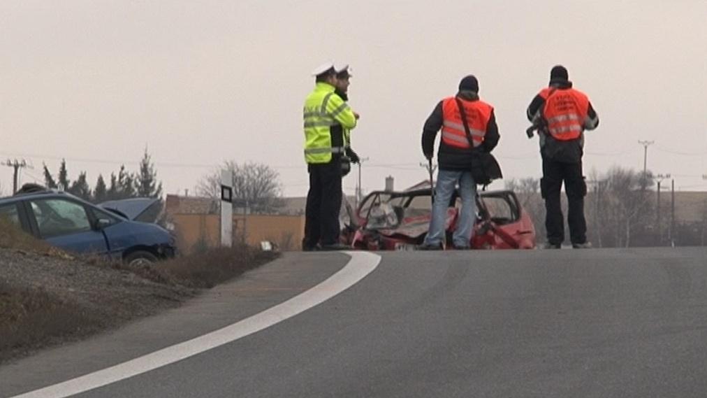 Vyšetřování tragické nehody u Bučovic