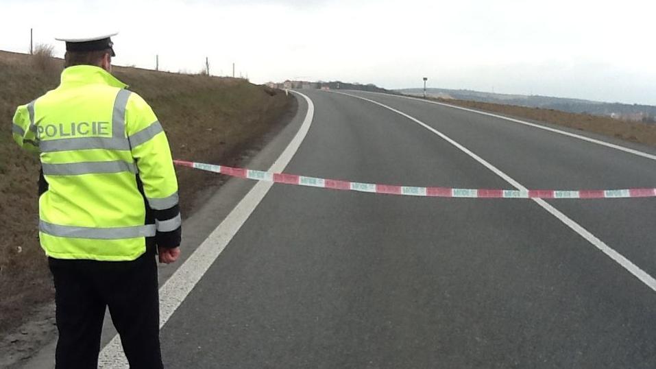 Dopravní nehoda na silnici I/52