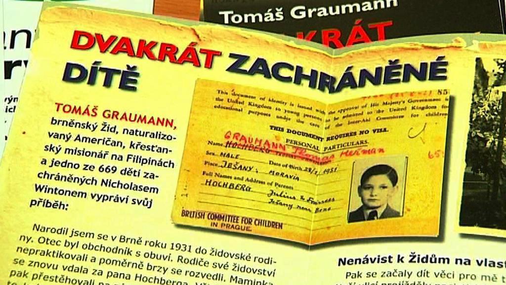 Wintonovo dítě - Tomáš Graumann