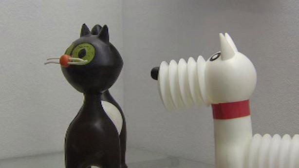 Hračky vytvořené Libuší Niklovou