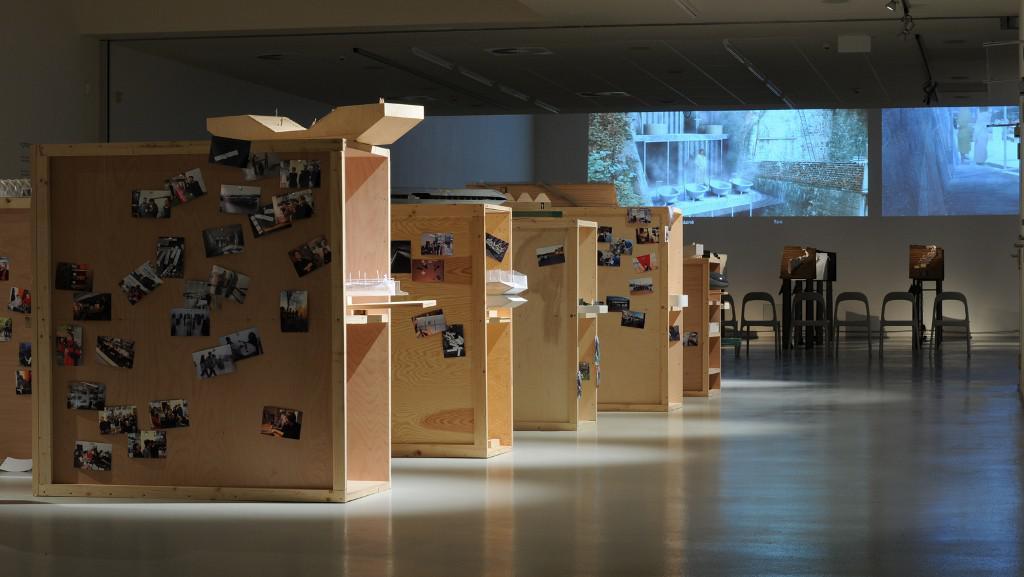 Výstava Anastomosis