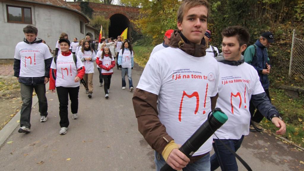 Pochod za Slovanskou epopej