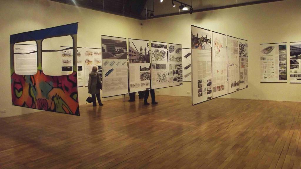 Výstava Pražská nádraží ne/využitá