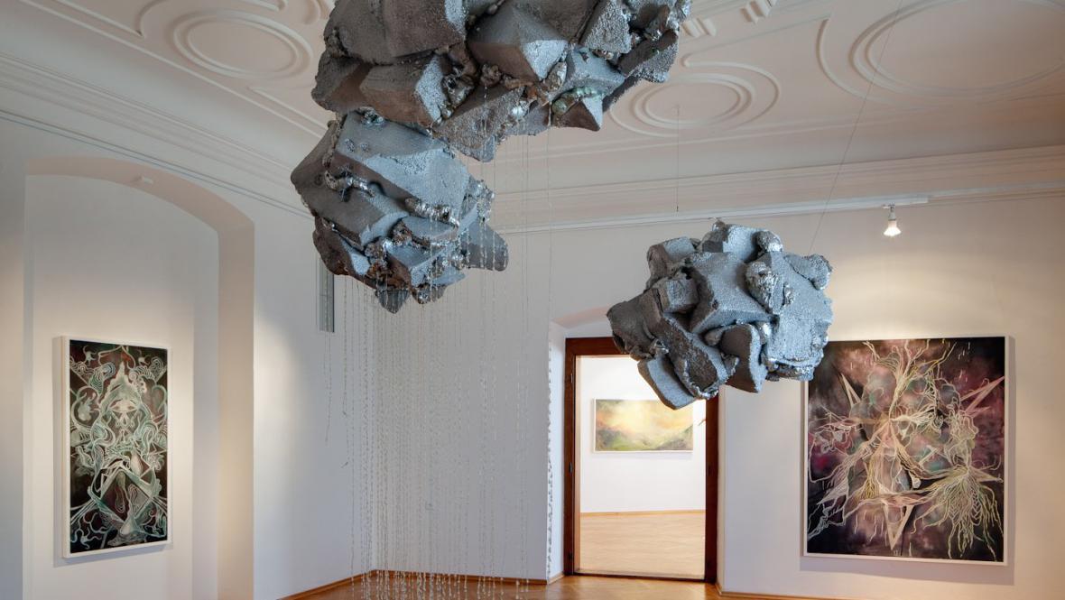 Výstava v Chodovské tvrzi