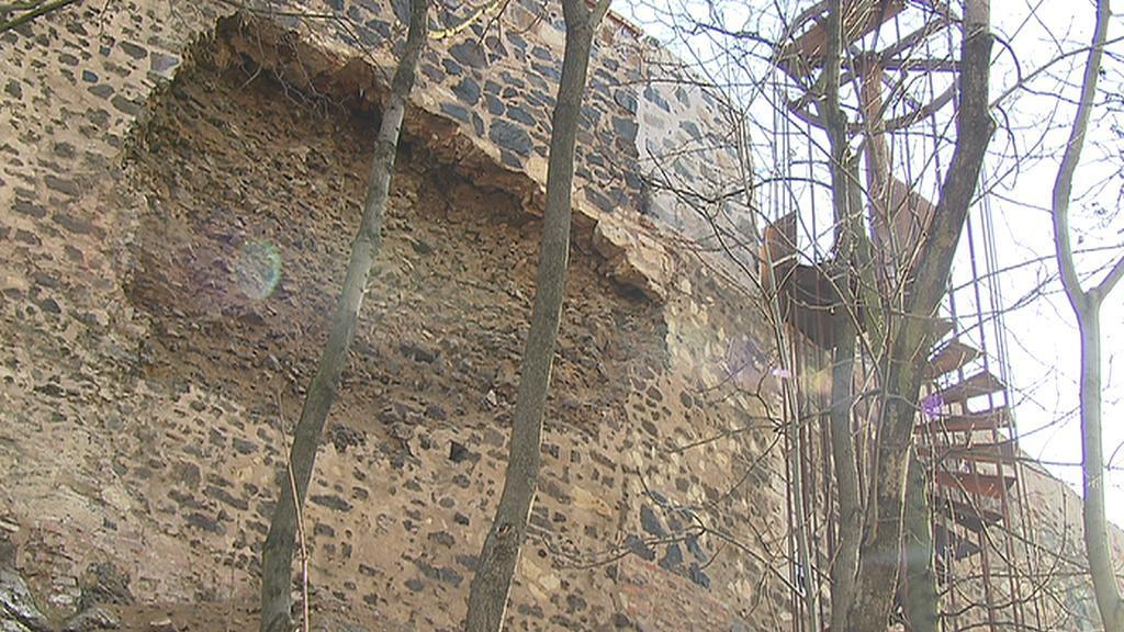 Vyšehradské hradby