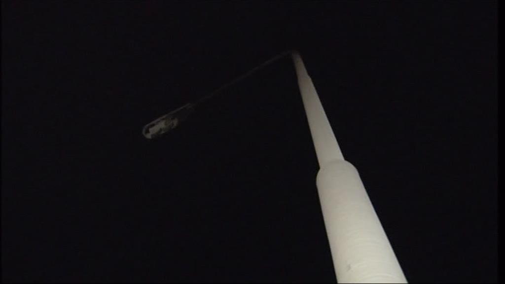 Lampy na Vídeňské ulici
