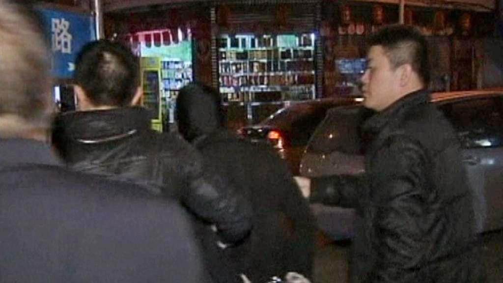 Čínská policie zadržela přes 300 obchodníků s dětmi