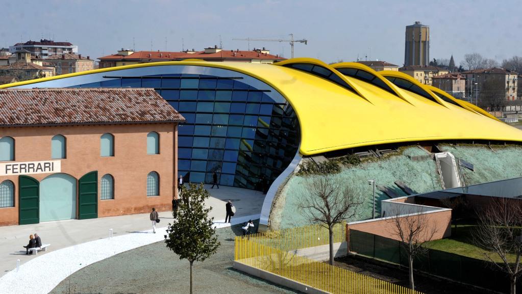 Muzeum Enza Ferrariho