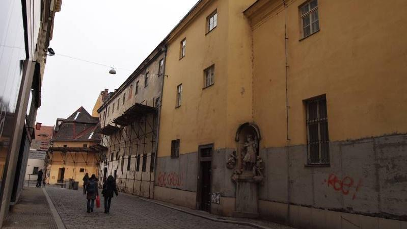 Františkánský klášter v Brně