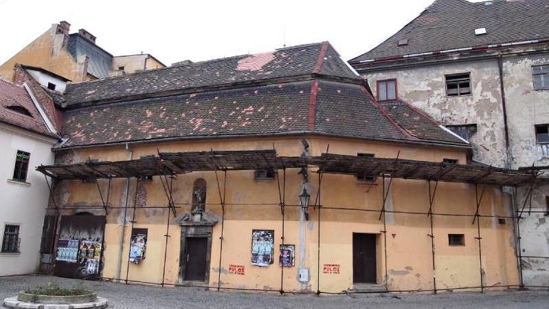 Františkánský klášter patří mezi nejohroženější památky