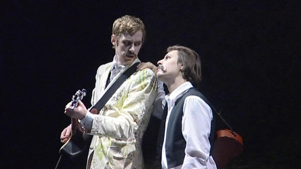 Jules a Jim v brněnské Redutě