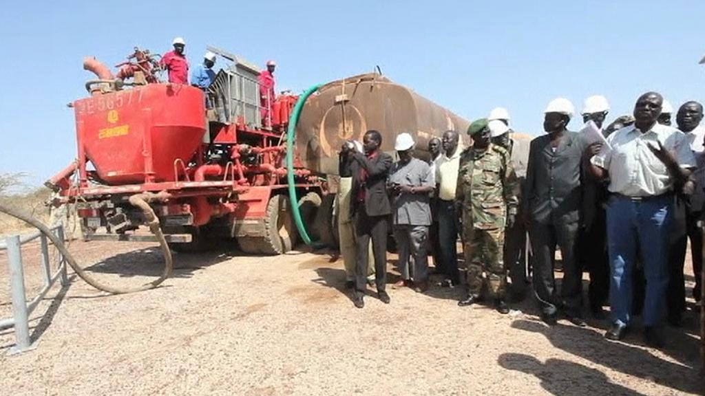 Ropný průmysl v Severním Súdánu