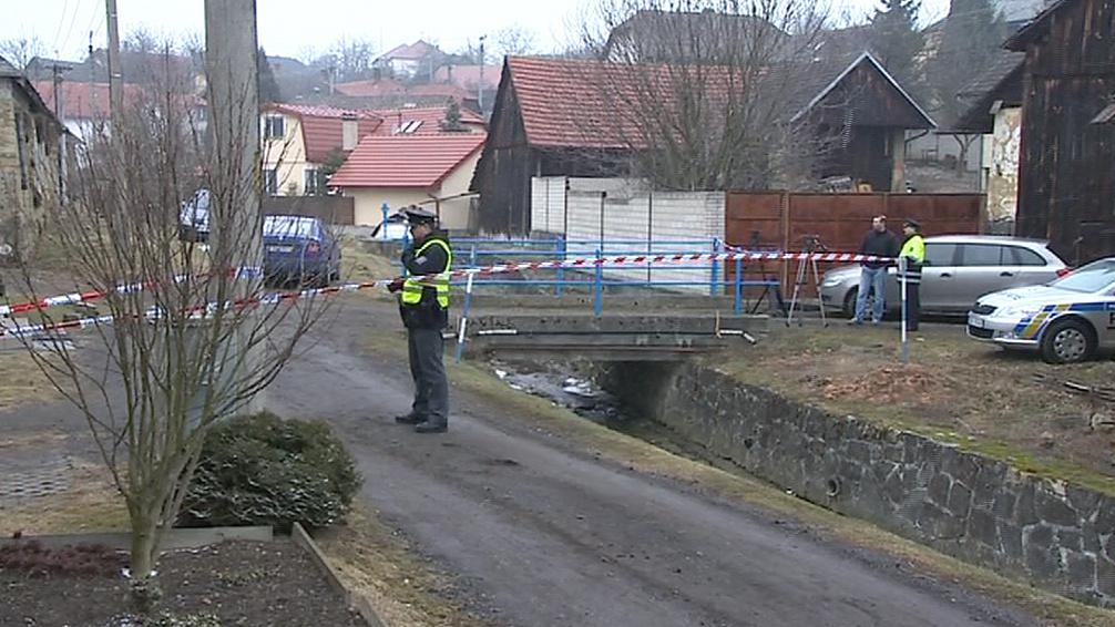 Nález zbraní v obci Doubravy