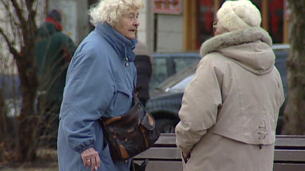 Důchodový věk