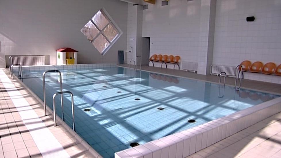 Bazén v Břeclavi