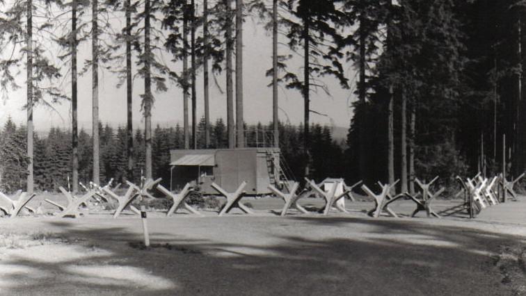 Ochrana hranic komunistického Československa