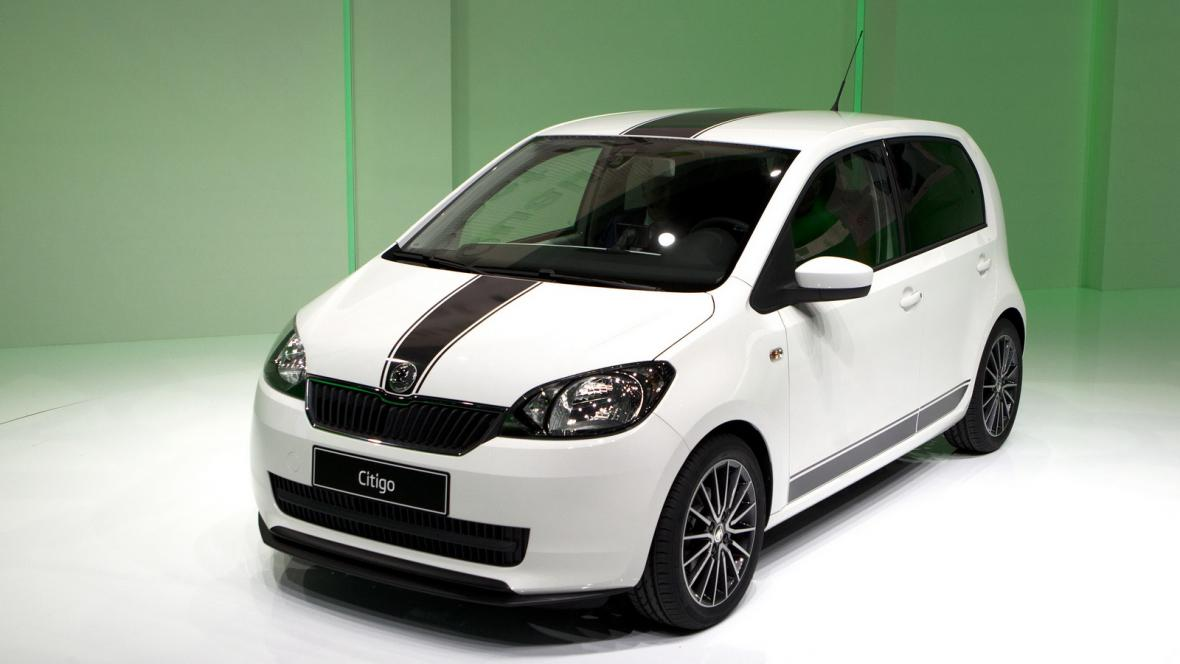 Škoda Citigo v pětidveřovém provedení