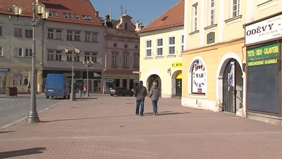 Němci nežili přímo ve Vyškově, ale v okolních obcích
