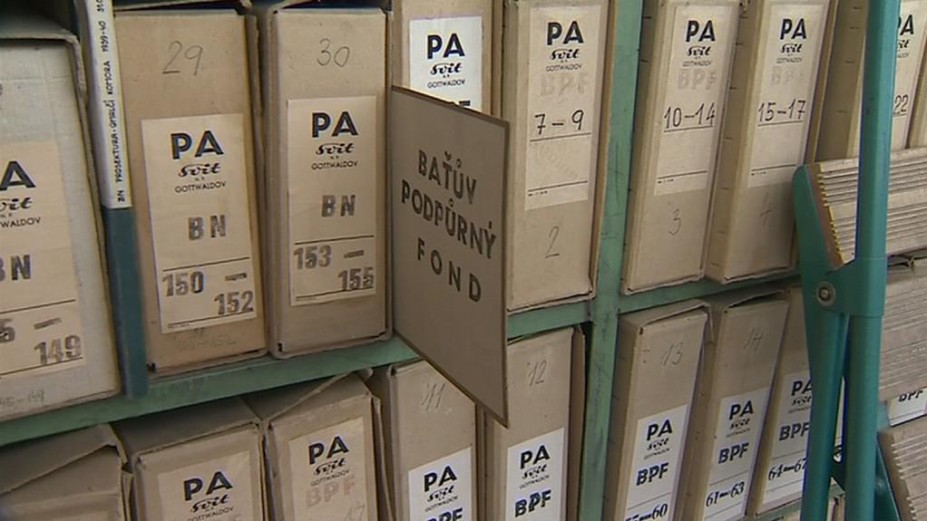 Baťovský archiv