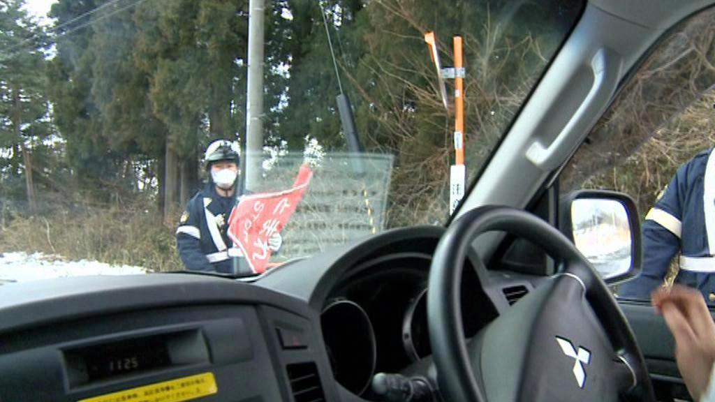 Přístupové cesty do Namie střeží policie