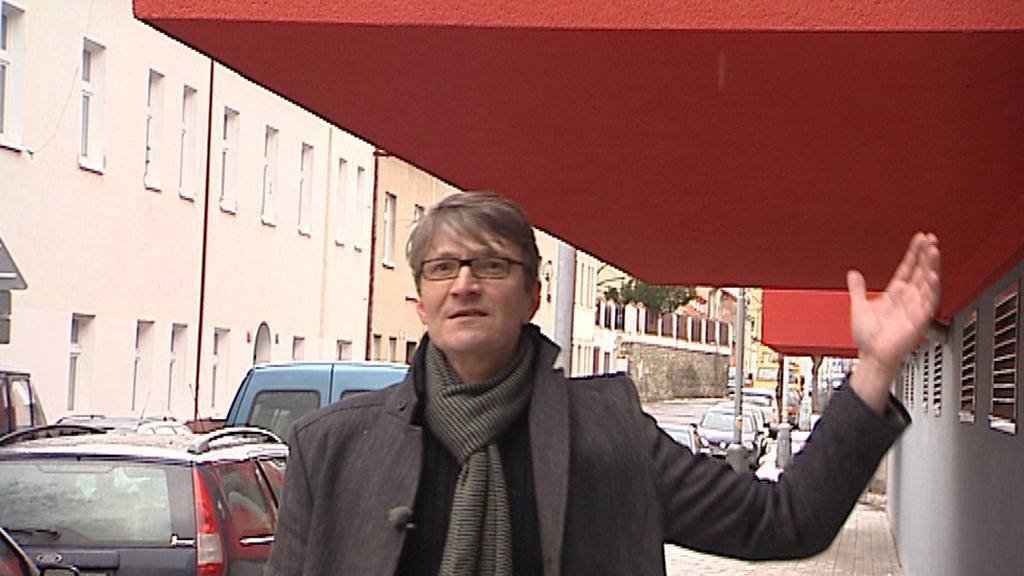 Režisér Jan Svěrák je členem Sdružení za starý Braník