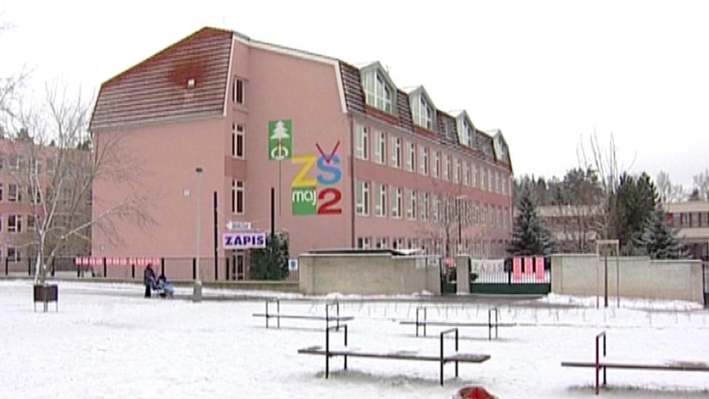 Základní škola Máj v Českých Budějovicích