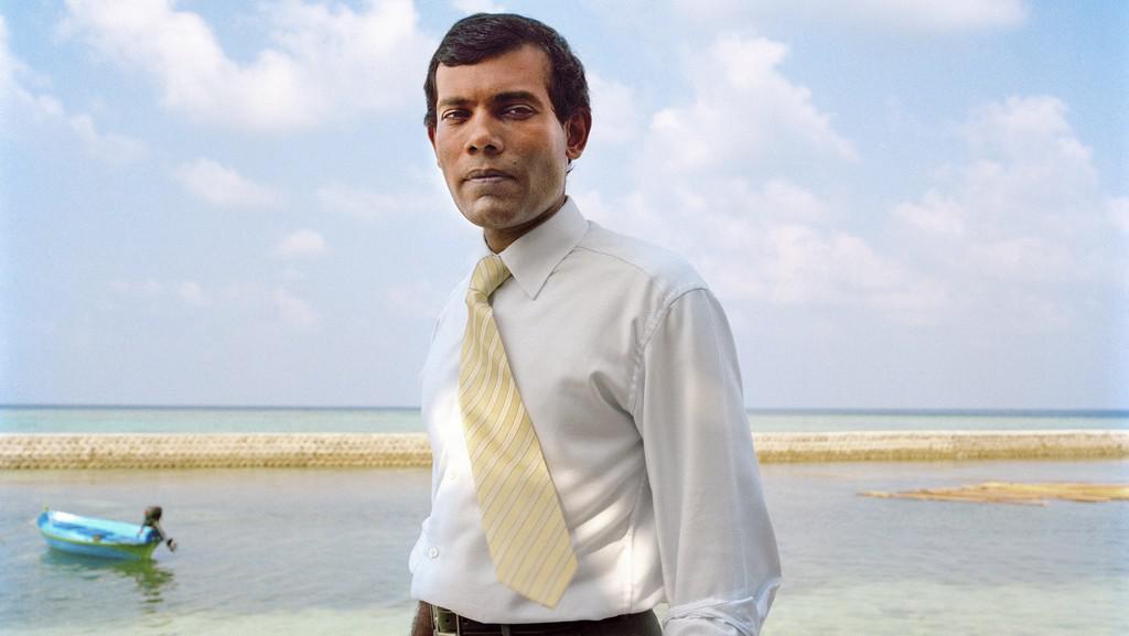 Prezident mizejících ostrovů