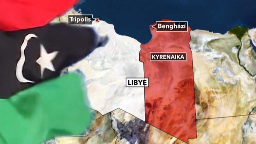 Východní Libye