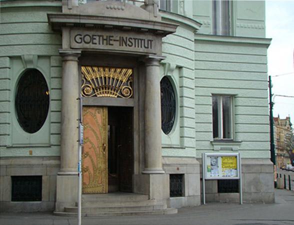 Goethe Institut v Praze