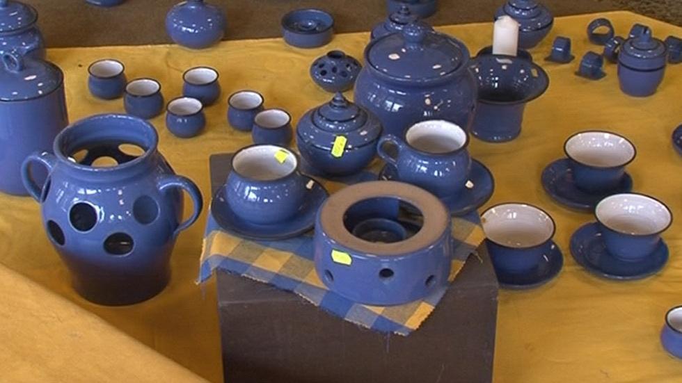 Kunštátská keramika