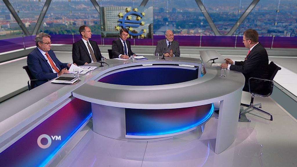 Ekonomická debata v Otázkách Václava Moravce