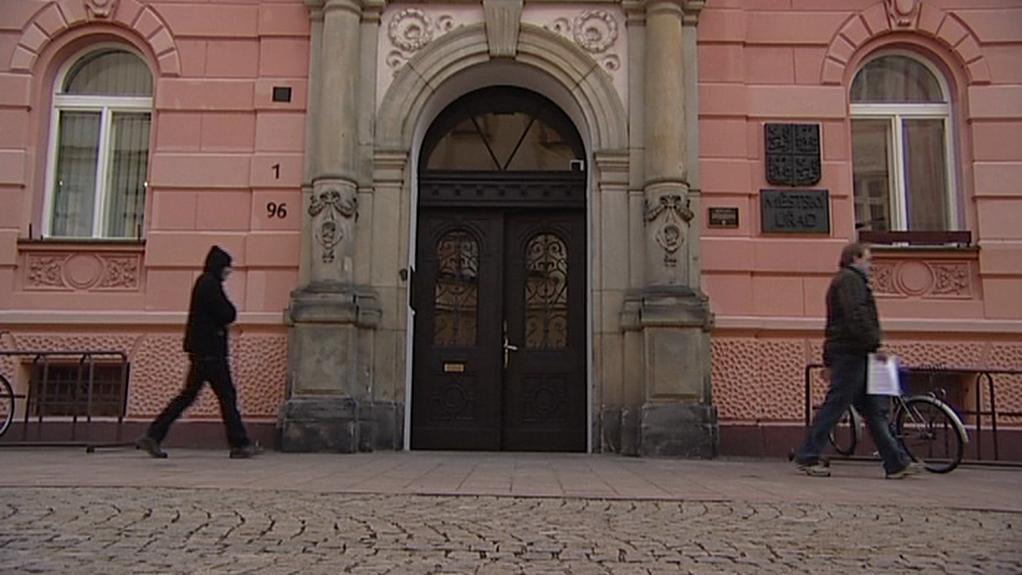 Městský úřad v Krnově