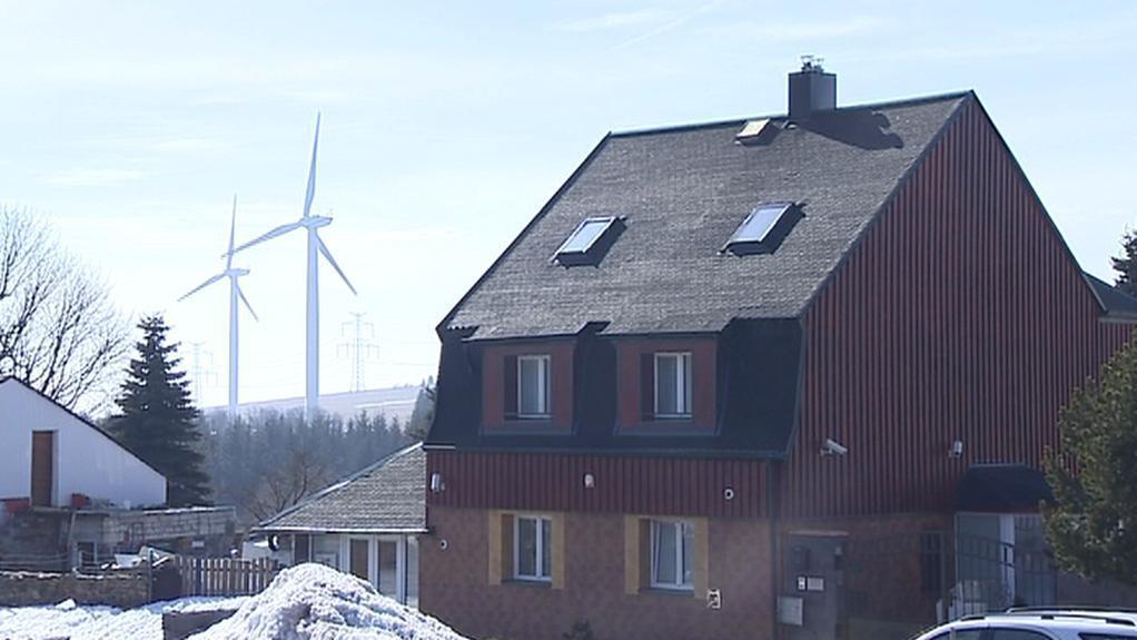 Větrné elektrárny chtěné i nechtěné