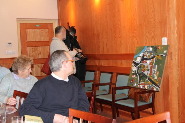 Lánov - setkání spolků s představiteli obce