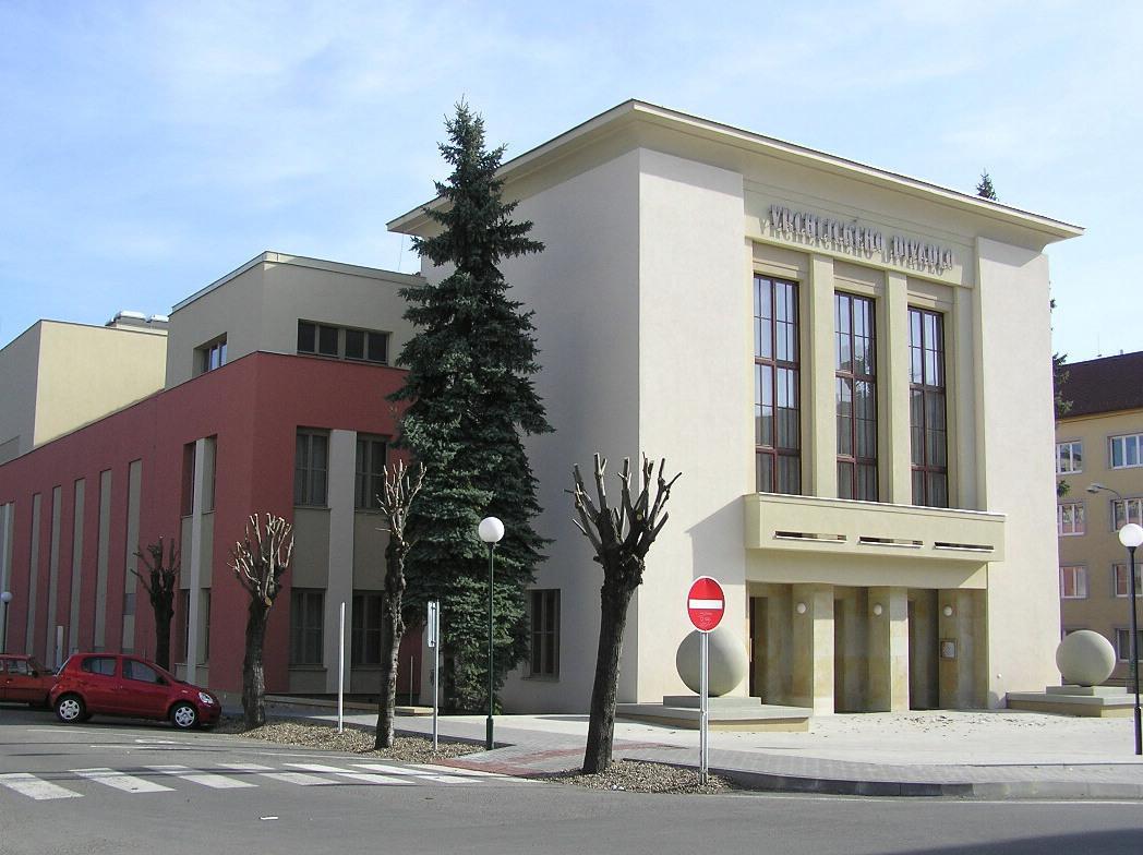 Louny - Vrchlického divadlo