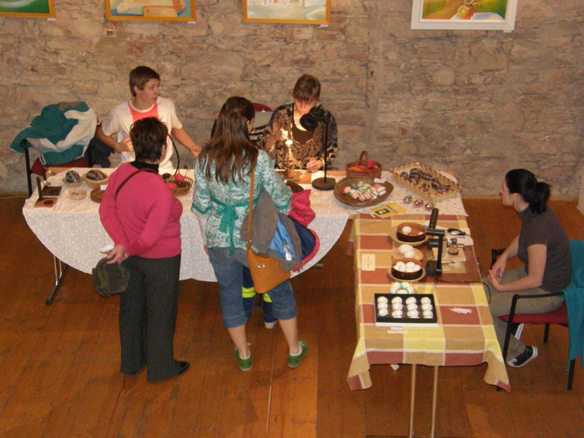 Velikonoční jarmark v mělnickém muzeu