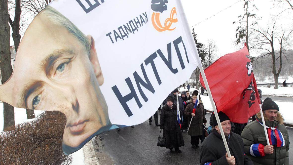 Podpora Putina