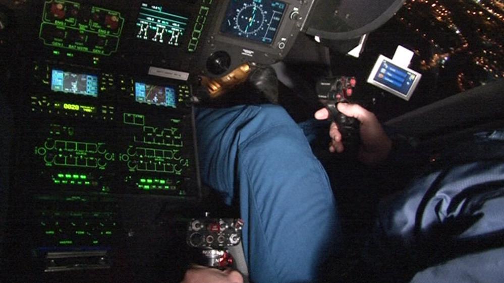 Na složitější záchranné akce zatím nemají vrtulníky vybavení