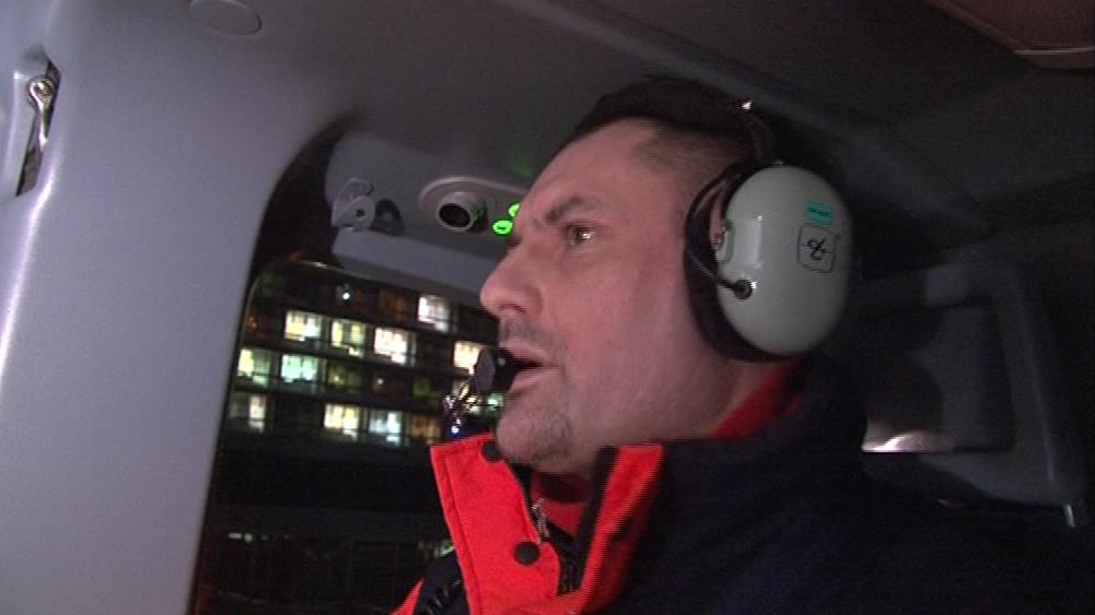 Posádka letecké záchranky