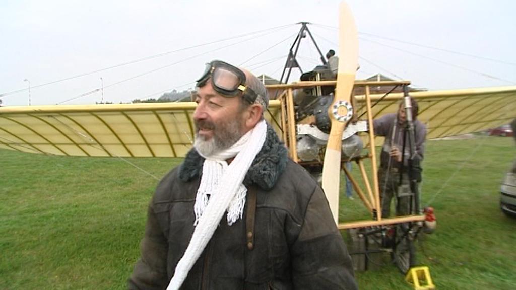 Letec Petr Mára