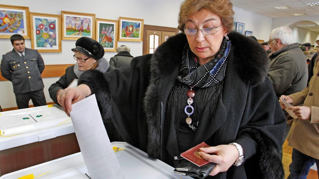Ruské prezidentské volby