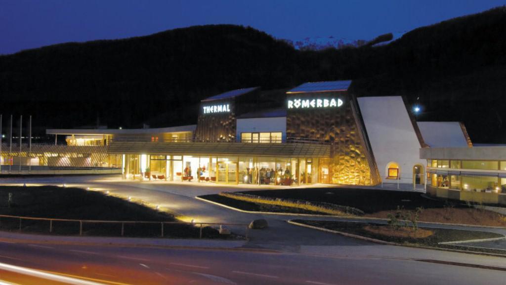 Termály Römerbad