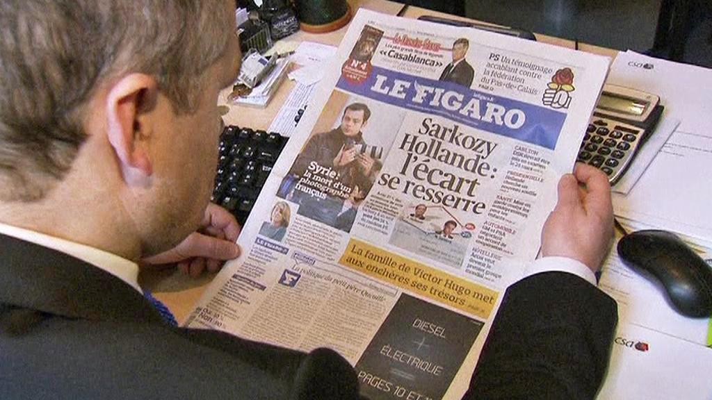 Hlavní boj o Elysejský palác svede Hollande se Sarkozym